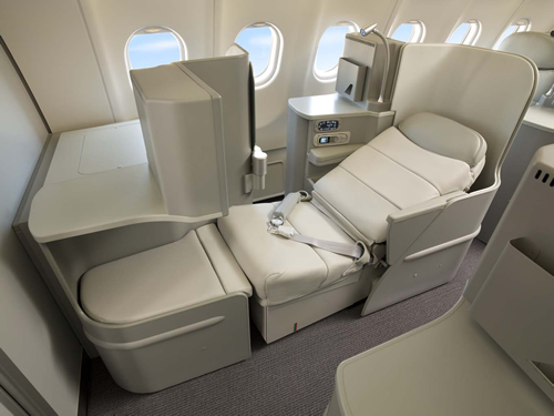 Alitalia Airlines Business Class