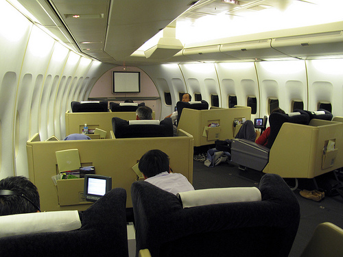 Japan Airlines Business Class Lets Fly Cheaper
