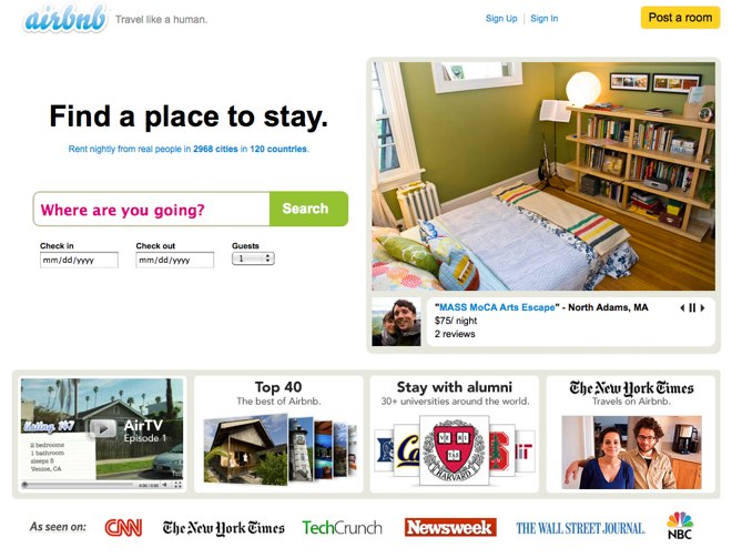 AirBnB2 5 Things You Should Know About Airbnb