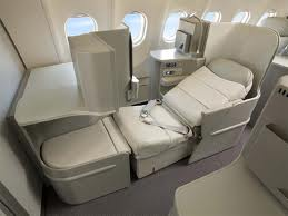 5 14 121 Air France business class flights with full sleep seats are now in flight to Wuhan