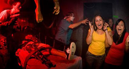 Ten Best Halloween Amusement Destinations for 2012
