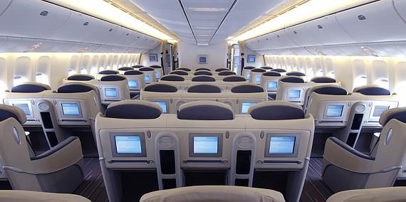 Business Class Air France