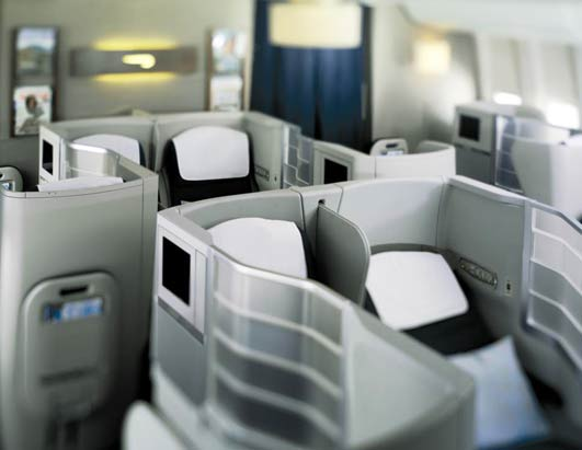 British Airways Business Class Lets Fly Cheaper