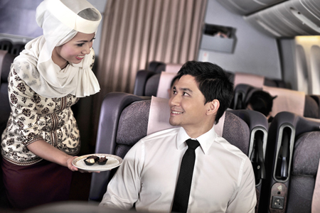 Royalbrunei Business Class-
