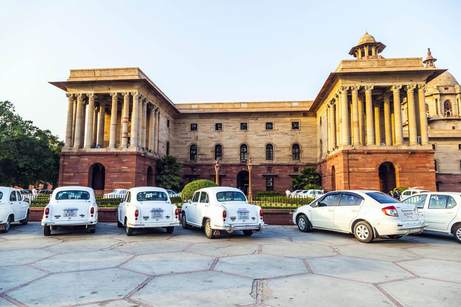 Building, New Delhi--5