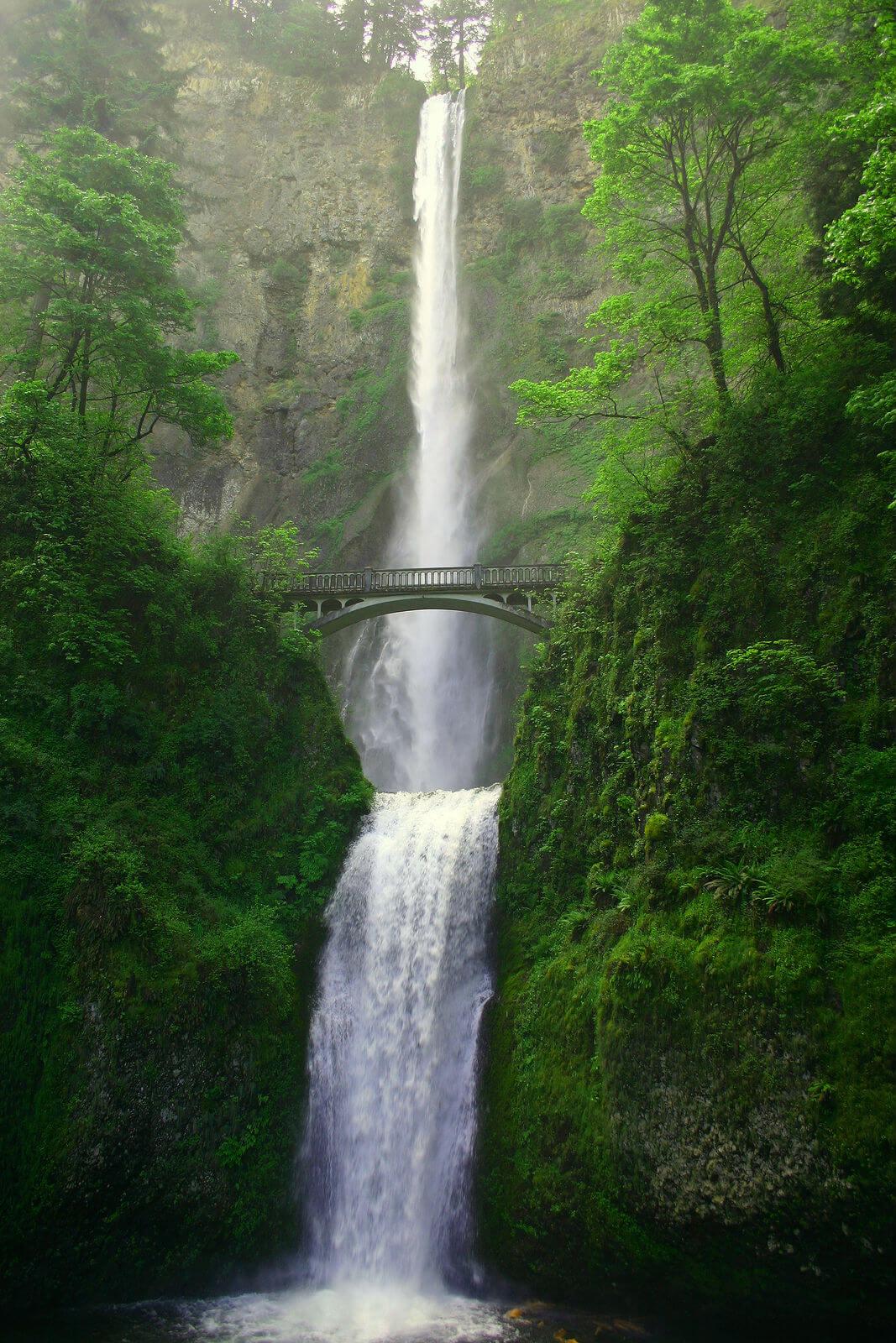 Splendid Waterfalls Of The World