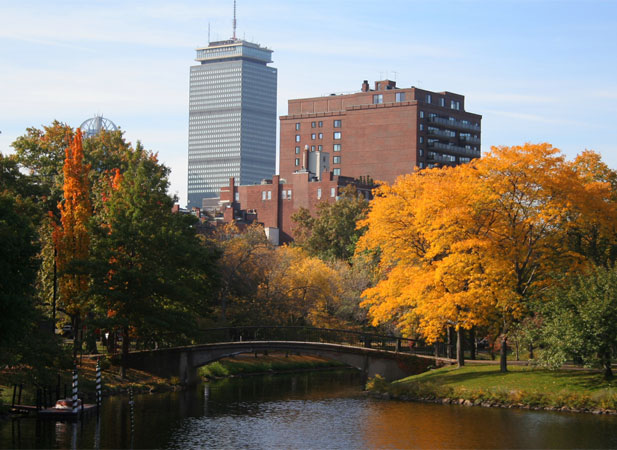 Top ten places to see autumn colors for Best places to travel in october in the us