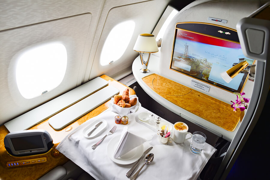 How To Justify The Cost Of First And Business Class Flights