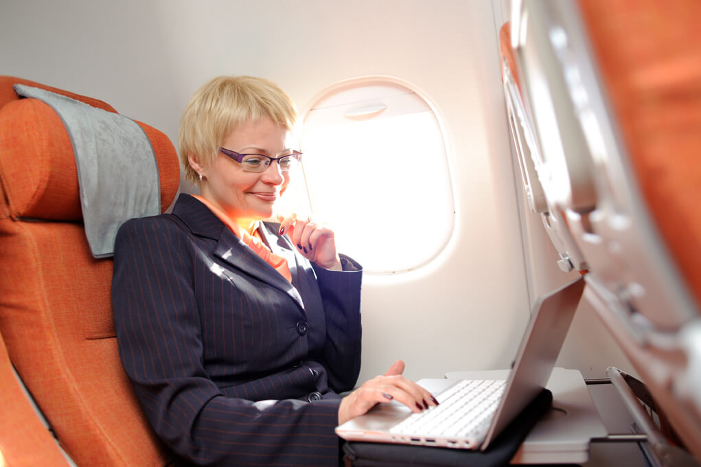 which airlines have wifi in 2016