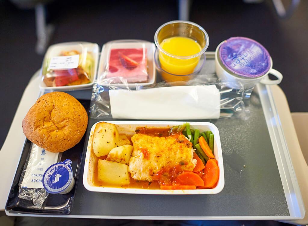 Top 10 In Flight Meals World S Best Airline Food