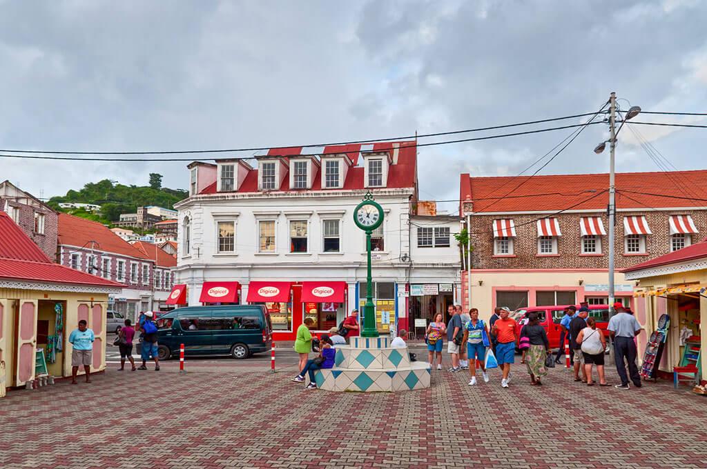 Hotels In St George S Grenada