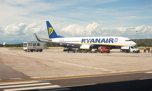 how to search for cheap ryanair flights