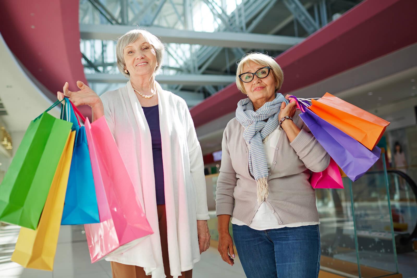 ladies shopping center