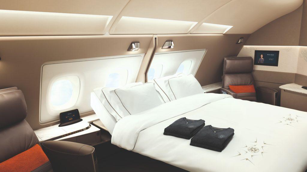 Singapore A380 Suite